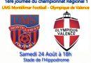 Le derby Montélimar – Valence c'est ce samedi 24/08 à 18h à l'hippodrome